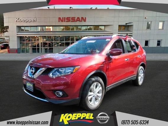 2015 Nissan Rogue SV PANORAMIC ROOF CAMERA POWER SEAT ALLOY WHEELS Woodside NY