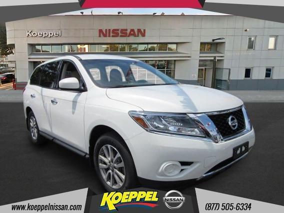 2014 Nissan Pathfinder S Jackson Heights New York