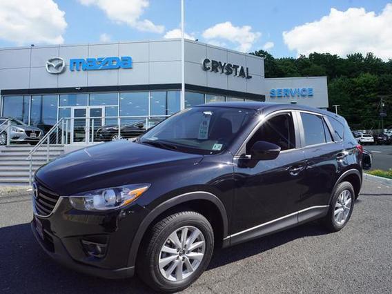2016 Mazda Mazda CX-5 TOURING AWD Touring 4dr SUV (midyear release) Green Brook NJ