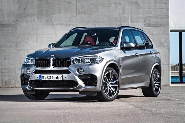 2018 BMW X5 M SPORTS ACTIVITY VEHICLE SUV Slide 0
