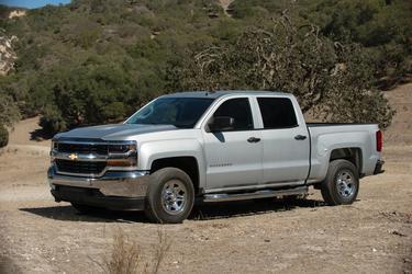 2018 Chevrolet Silverado 1500 WORK TRUCK Standard Bed Carrollton TX
