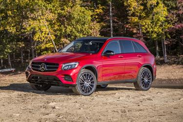2018 Mercedes-Benz GLC 300 SUV Slide