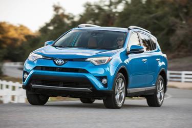 2018 Toyota RAV4 HYBRID LIMITED HYBRID LIMITED AWD Sport Utility Merriam KS