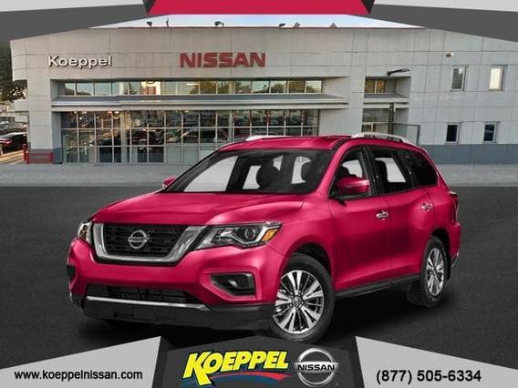 2018 Nissan Pathfinder S Woodside NY