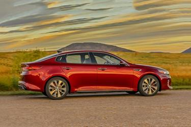 2018 Kia Optima LX Hillsborough NC