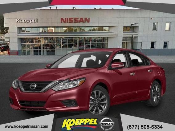 2017 Nissan Altima 2.5 SL Jackson Heights New York