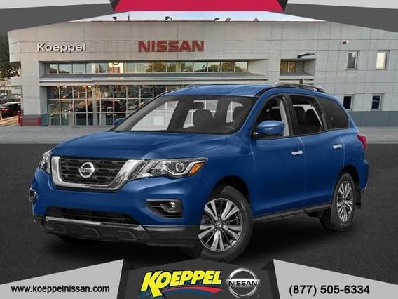 2018 Nissan Pathfinder SL Woodside NY