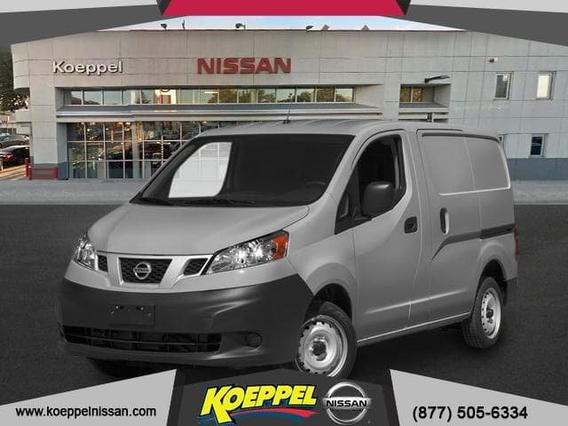 2017 Nissan NV200 Compact Cargo SV Woodside NY