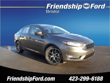 2018 Ford Focus SE SE 4dr Sedan Bristol TN
