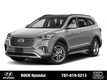 2018 Hyundai Santa Fe SE ULTIMATE 3.3L AUTO AWD