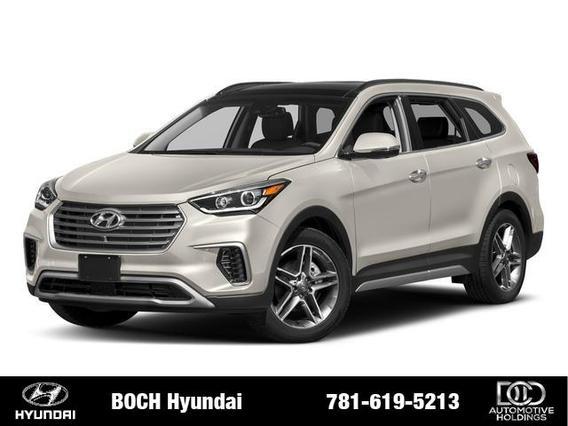 2018 Hyundai Santa Fe LIMITED ULTIMATE 3.3L AUTO AWD