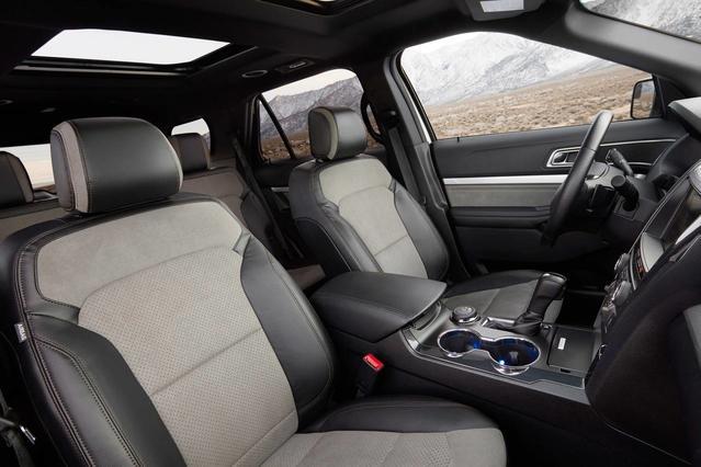2018 Ford Explorer PLATINUM SUV Hillsborough NC