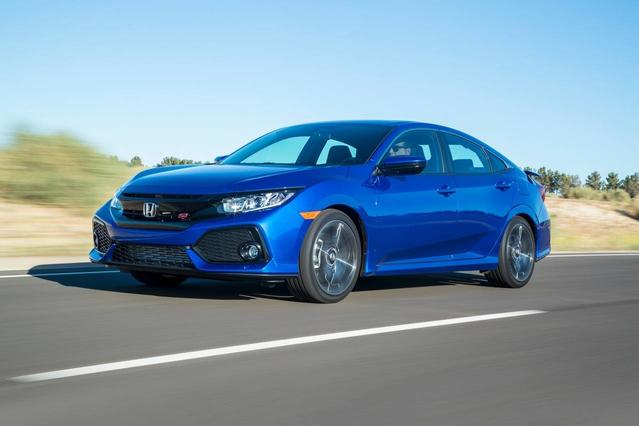 2018 Honda Civic Hatchback LX CVT Norwood MA