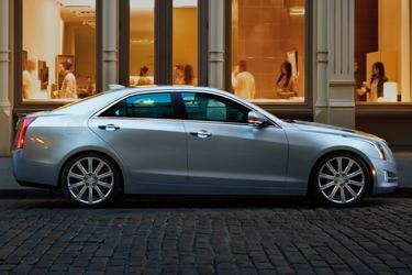 2017 Cadillac ATS 2.0L TURBO LUXURY 4dr Car Garner NC