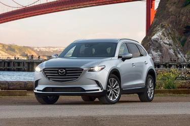 2018 Mazda Mazda CX-9 TOURING SUV Merriam KS