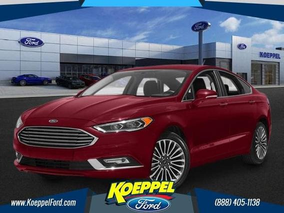 2017 Ford Fusion Woodside New York