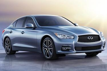 2014 INFINITI Q50 PREMIUM Sedan North Charleston SC