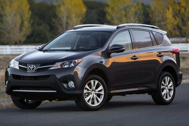 2015 Toyota RAV4 AWD 4DR LIMITED North Attleboro MA