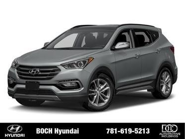 2018 Hyundai Santa Fe Sport 2.0T ULTIMATE AUTO AWD