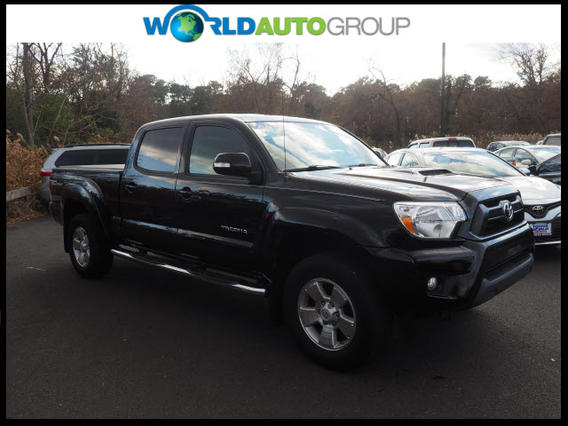 2014 Toyota Tacoma V6 4x4 V6 4dr Double Cab 6.1 ft SB 5A Lakewood Township NJ