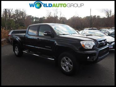 2014 Toyota Tacoma V6 4x4 V6 4dr Double Cab 6.1 ft SB 5A Lakewood Township NJ