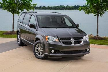 2018 Dodge Grand Caravan SXT Minivan Slide