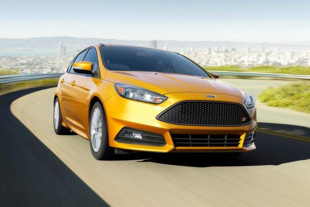 2017 Ford Focus ST Chapel Hill NC