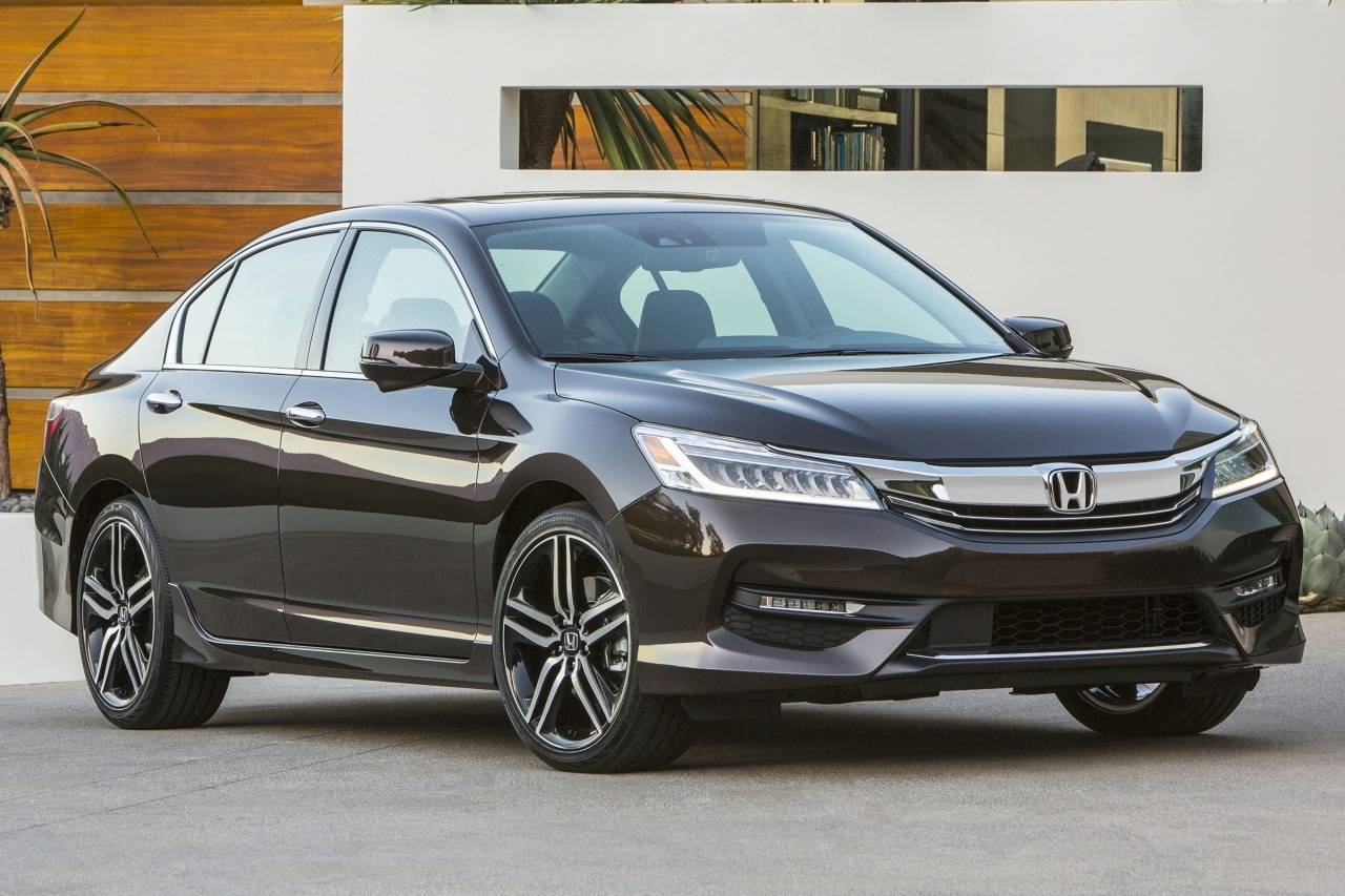 2016 Honda Accord Sedan EX-L Slide 0