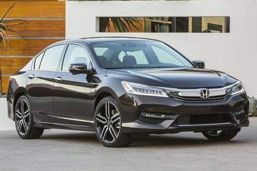2016 Honda Accord EX-L Sedan Apex NC