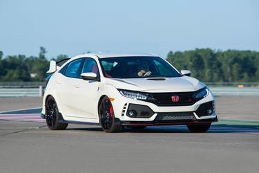 2018 Honda Civic EX-L NAVI Hatchback Fayetteville NC