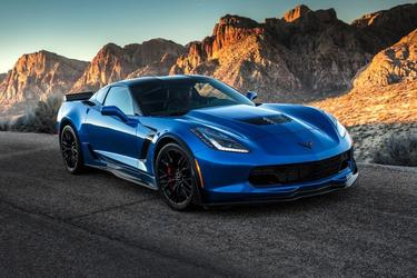 2018 Chevrolet Corvette STINGRAY Slide