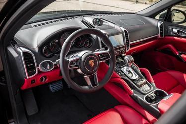 2018 Porsche Cayenne PLATINUM EDITION SUV North Charleston SC
