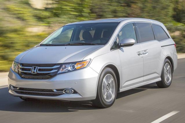 2016 Honda Odyssey TOURING ELITE Mini-van, Passenger Slide 0
