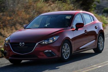2015 Mazda Mazda3 I SPORT Hatchback Winston-Salem NC