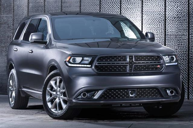 2015 Dodge Durango LIMITED SUV Slide 0