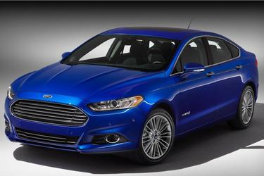 2014 Ford Fusion TITANIUM HYBRID Sedan Merriam KS