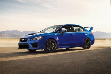 2018 Subaru WRX LIMITED  NC