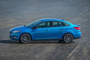 2018 Ford Focus SE 4dr Car Durham NC