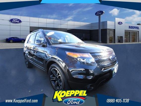 2015 Ford Explorer SPORT Woodside NY