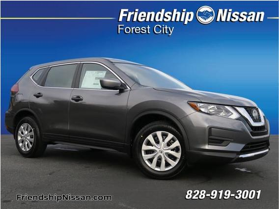 2018 Nissan Rogue S S 4dr Crossover Forest City NC