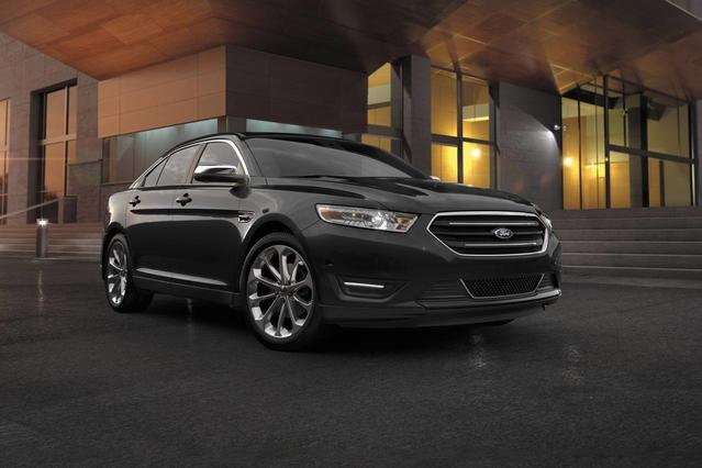 2018 Ford Taurus LIMITED  VA
