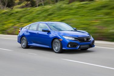 2017 Honda Civic LX Hatchback Slide