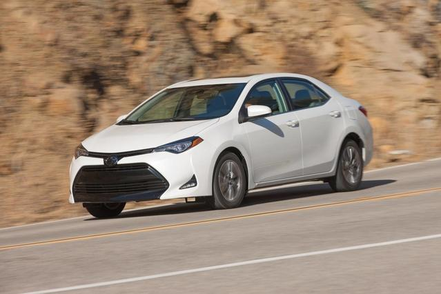 2018 Toyota Corolla LE ECO LE ECO CVT 4dr Car Merriam KS