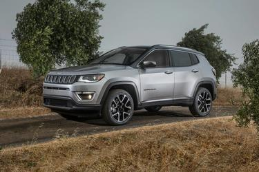 2018 Jeep Compass LATITUDE SUV North Charleston SC