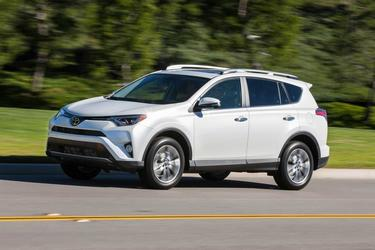 2017 Toyota RAV4 LE Rocky Mount NC