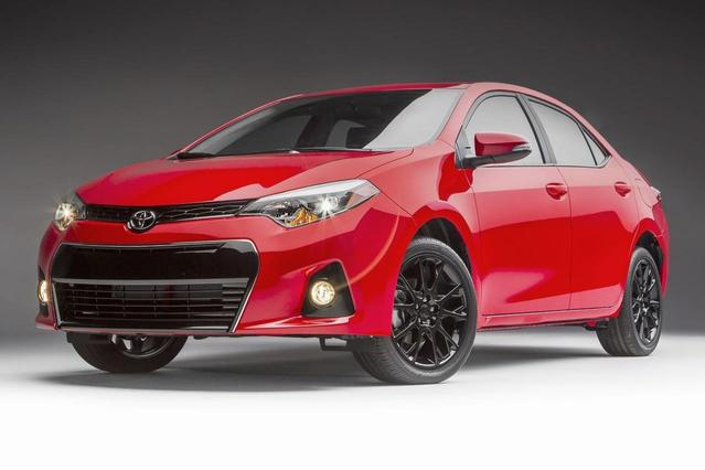 2016 Toyota Corolla S SPECIAL EDITION 4dr Car Slide 0