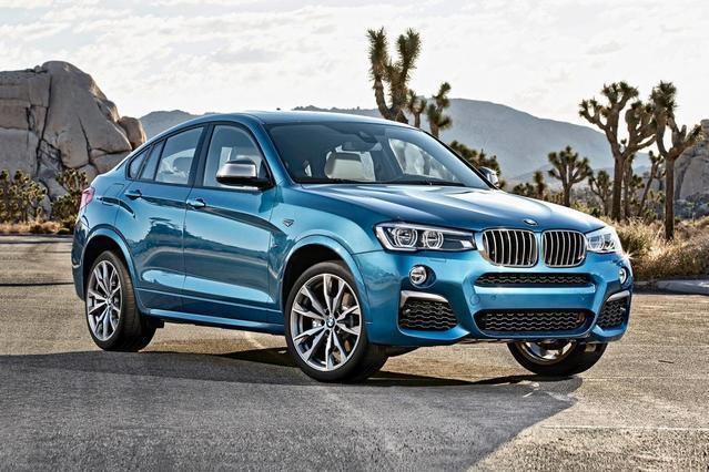2018 BMW X4 M40I Slide 0