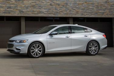 2016 Chevrolet Malibu LT Sedan Merriam KS