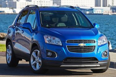 2016 Chevrolet Trax LT SUV North Charleston SC