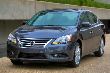 2014 Nissan Sentra SV Sedan Merriam KS